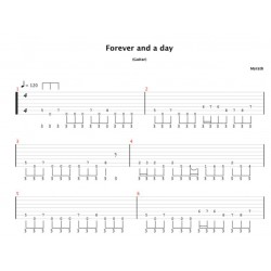 Forever and a Day Tabs (Desert Call album)